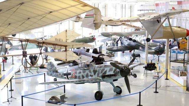 Újra megnyitotta kapuit a RepTár Szolnoki Repülőmúzeum