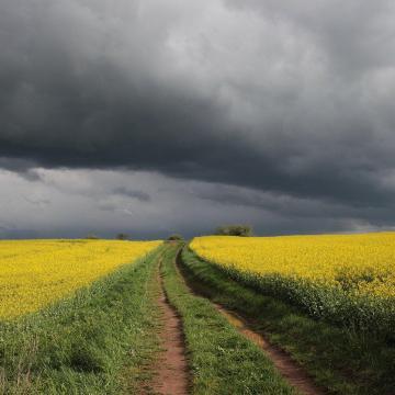 Változékony időjárásra kell számítani május utolsó napjaiban