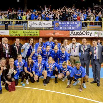 A Szekszárd is indulna a női kosárlabda Euroligában