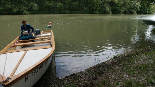 A vízi- és horgászturizmust fejlesztették az Alsó-Szigetközben