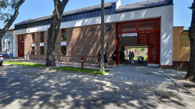 Görögkatolikus látogatóközpontot adtak át