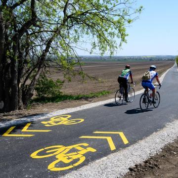 Július közepéig várja a kerékpárosbarát pályázatokat az ITM