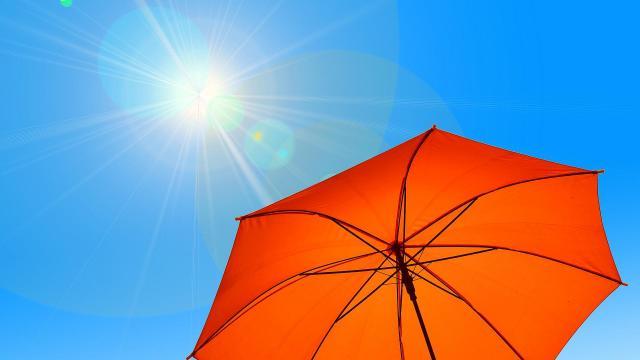 Kedden is extrém erős UV-sugárzás lesz