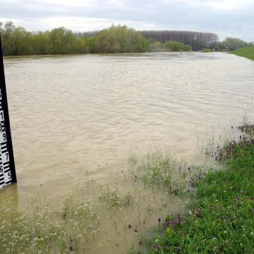 Közel kétmillió euróból fejlesztik a szanazugi árvízvédelmi központot