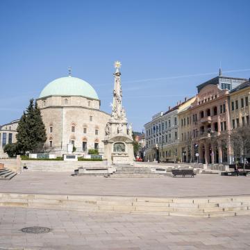 Különleges programokkal várják a látogatókat Pécsre