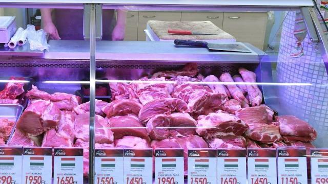 Még több hús származási országa fel lesz tüntetve