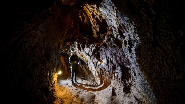 Megújultak a Duna-Ipoly Nemzeti Park barlangjai