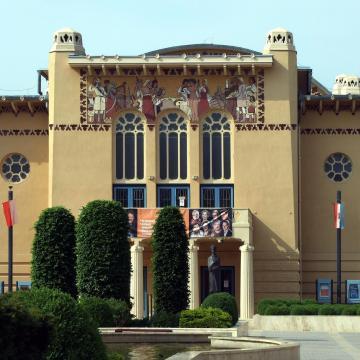 Tizennégy bemutatót tervez a Petőfi Színház