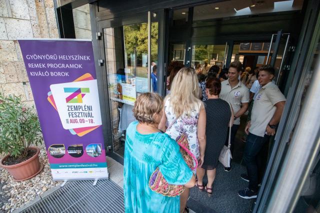 Több mint félszáz program az augusztusi Zempléni Fesztiválon