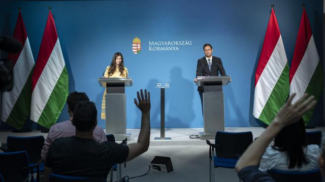 Továbbra is járványügyi készültség van Magyarországon