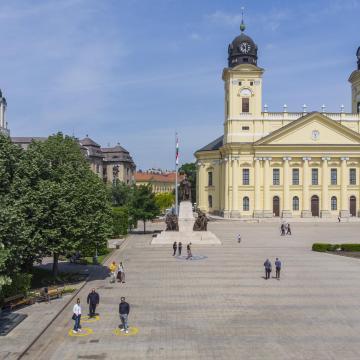 Újranyitás-programok a debreceni református kulturális intézményekben