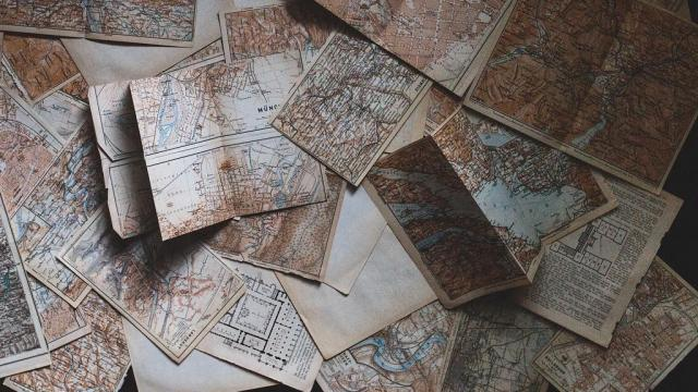 1850 előtti nyomtatott térképek digitálisan