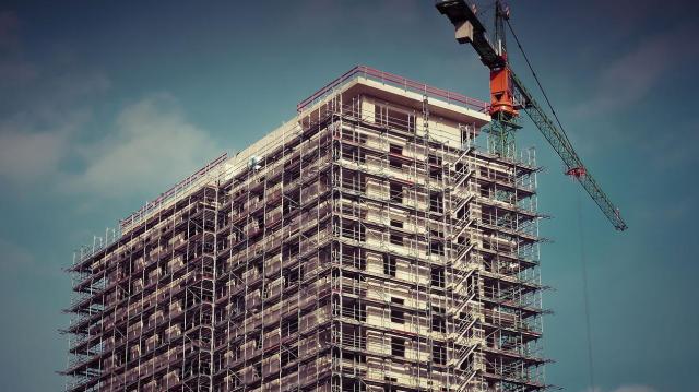 A fellendülés jeleit mutatják a lakásépítési adatok
