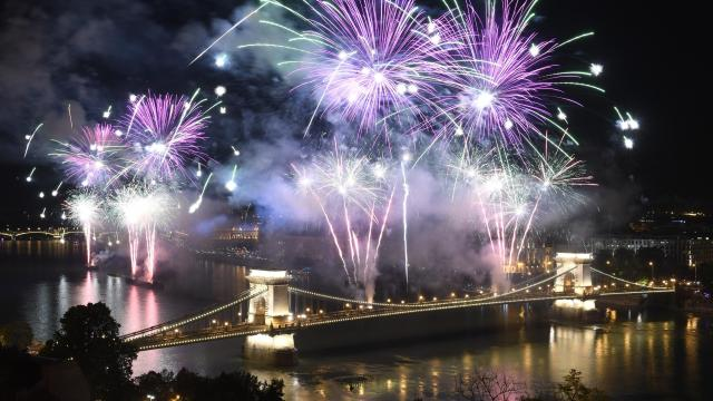 Augusztus 20. - Európa egyik legősibb államának polgárai vagyunk