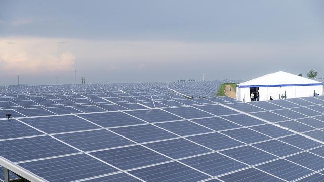 Energetikai korszerűsítés négy közintézményben Kenderesen