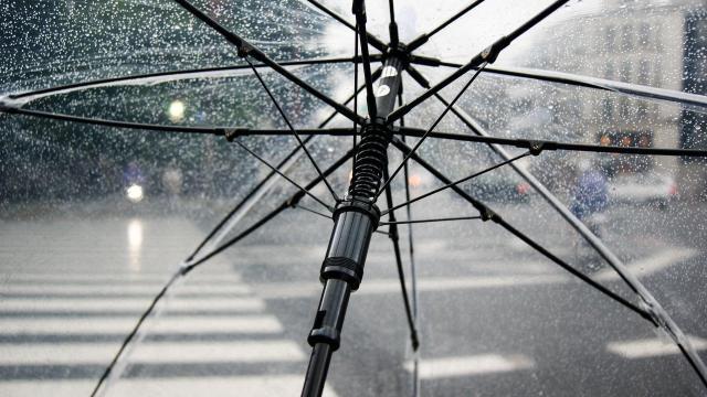 Esernyővel érdemes ma elindulni otthonról