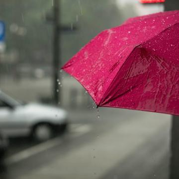 Esős hétvégénk lesz, de lehűlésre nem kell készülni