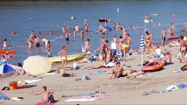 Folytatódnak a szabadvízi strandfejlesztések országszerte