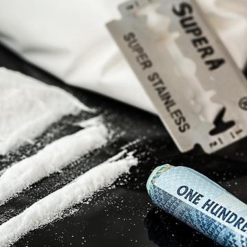 Igazoltatás során bukott le a drogkereskedő