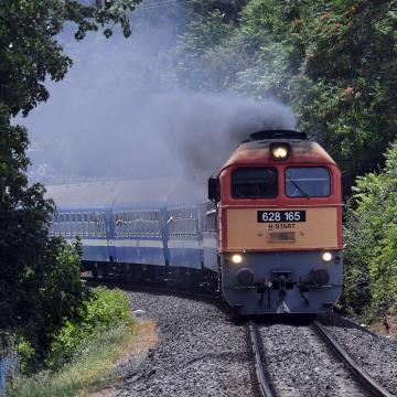 Késnek a vonatok a Kelenföld-Érd alsó-Tárnok vonalon