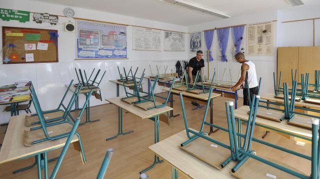 Később kezdődik a tanítás hat debreceni középiskolában
