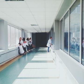 Látogatási tilalom a Bács-Kiskun Megyei Oktatókórházban