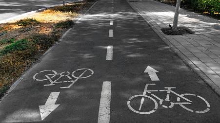 Magyar Közút - Bővül  a kerékpárutak üzemeltetését végző géppark
