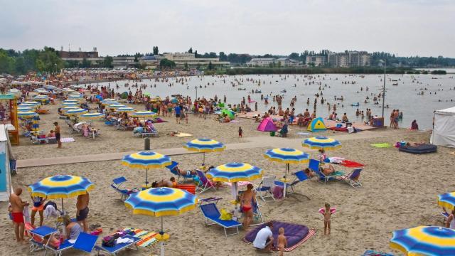 Megújult az Abádszalóki strand