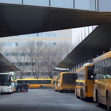 Módosul a Volánbuszok közlekedési rendje a hosszú hétvége miatt