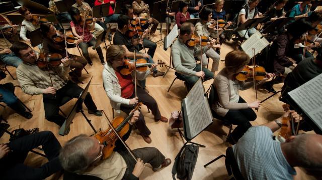 Nemzeti Filharmonikusok - klasszikustól a rap világába