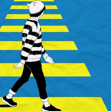 Országszerte 4 ezer gyalogosátkelőt jelző táblát cserélnek le