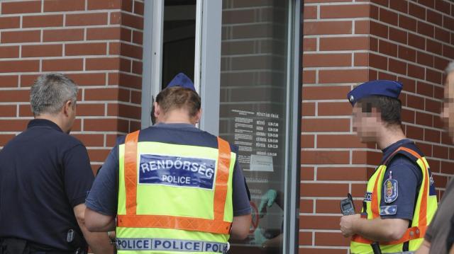 Szökésben lévő bankrablót fogtak el