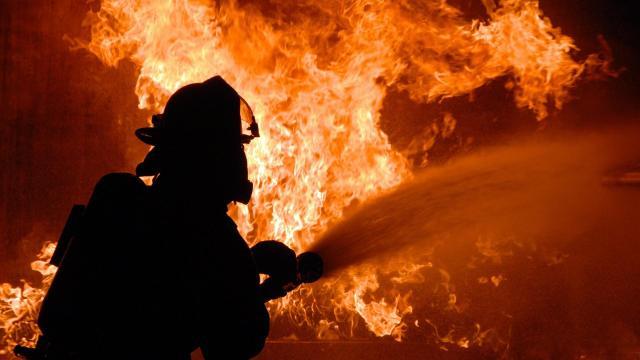 Templomot mentettek a tűzoltók