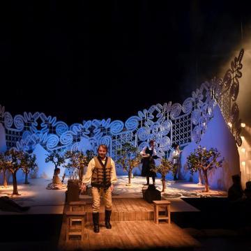 Tizenhárom almafa a Jókai Színházban