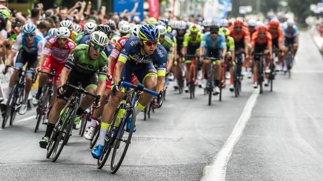 Tour de Hongrie - forgalomkorlátozások a verseny útvonalán
