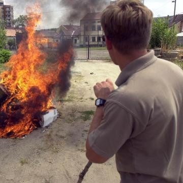 Tűzgyújtási tilalmat rendeltek el szombattól