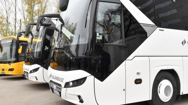 Új autóbuszokat állítanak forgalomba Zalaegerszegen