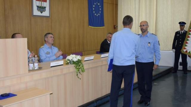 Új rendőrfőkapitány Jász-Nagykun-Szolnok megyében