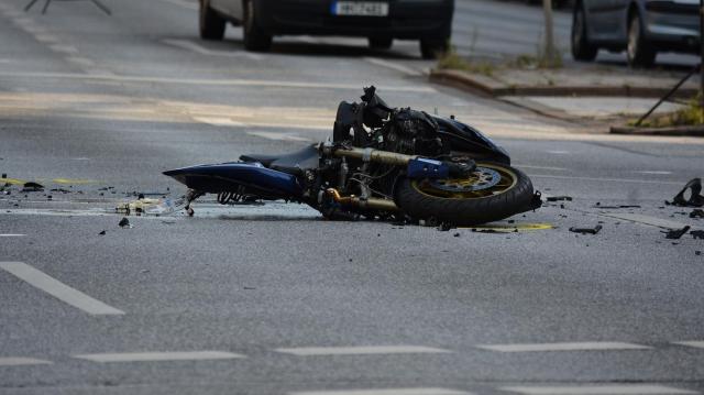 Balesetben meghalt egy motoros Keszthelyen