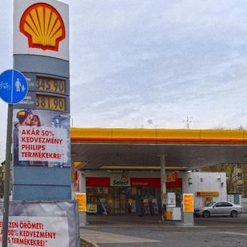 Gázvásárlási megállapodás született a Shellel