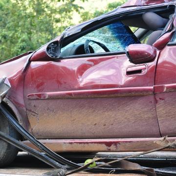 Halálos baleset miatt lezárták a 71-es főutat Pálkövénél