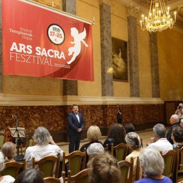 Két templomi koncert az Ars Sacra Fesztivál keretében