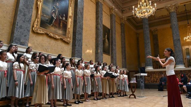 Megnyílt az Ars Sacra Fesztivál