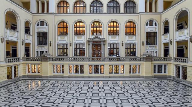 Megújultak a debreceni egyetemi könyvtár terei