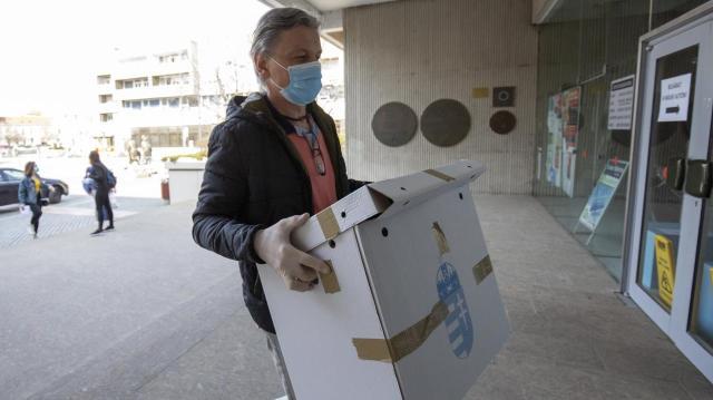 Polgármester-választás lesz vasárnap Alsószentmártonban
