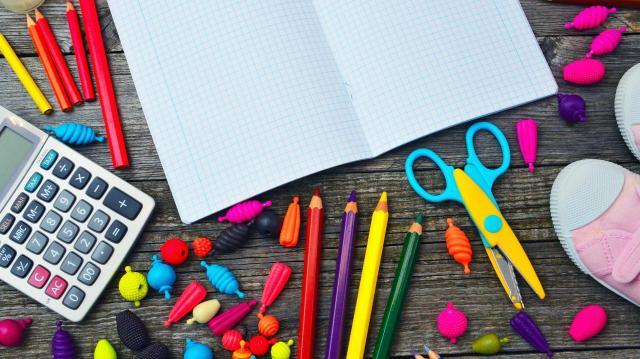 Tanszercsomaggal támogatott gyerekeket az Egyszülős Központ