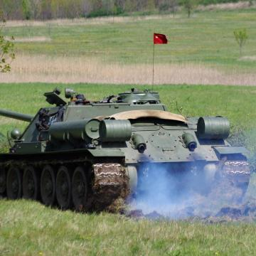 Új harckocsik érkeznek Magyarországra