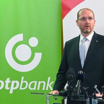 A banki véradók hete az OTP Bankban folytatódott
