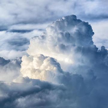 A hétvégén is többször beborul az ég