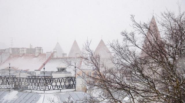 Északkeleten a hegyekben havas eső, hó is lehet